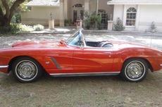 1962 corvette