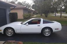 1995 corvette t top