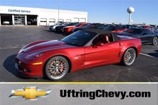 2013 corvette 427 1sb