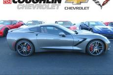 2015 corvette 2dr stingray z51 cpe w 2lt
