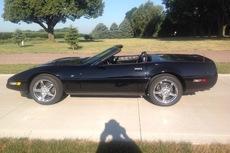 1993 c4 convertible