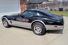 1978 pace car