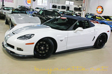 2013 chevrolet corvette 60th anniversary 427 4lt convertible