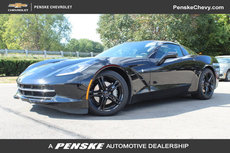2014 corvette stingray coupe 3lt