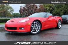 2010 corvette 2dr convertible z16 grand sport w 1lt