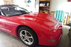 2003 corvette convertable