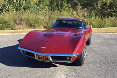 1969 l36 427 390hp coupe