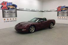 2003 corvette 2dr conv