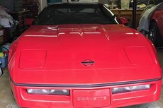 1988 corvette challenge coupe