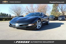 1998 corvette 2dr coupe