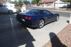 2004 commemorative edition corvette coupe
