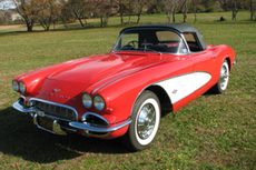 1961 283 270hp 4 spd 3 ncrs top flight awards