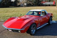 1969 Corvette Convertible picture