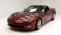2006 Corvette Coupe Coupe picture