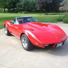 1975 Corvette Roadster picture