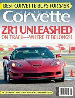 Corvette magazine 65 cover