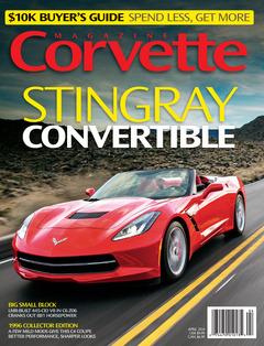 Corvette magazine 88 cover