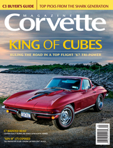 Corvette magazine 112 cover