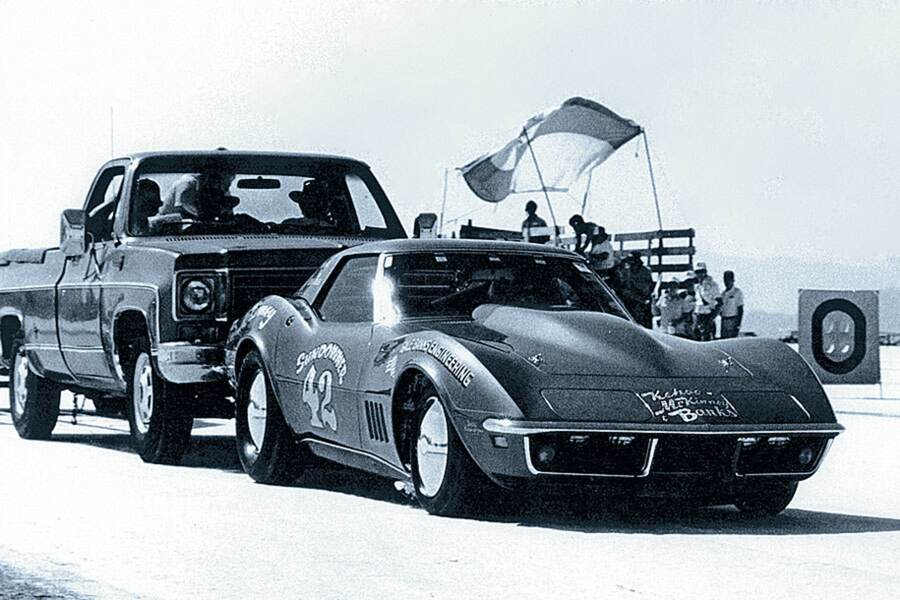 Forty Years of Fast 6