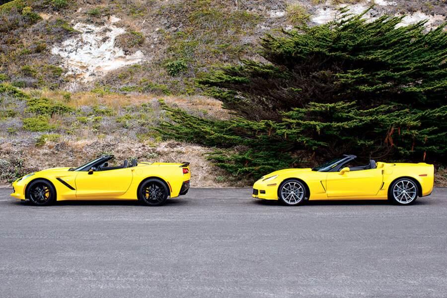 Droptop Duel Issue 93 Corvette Magazine