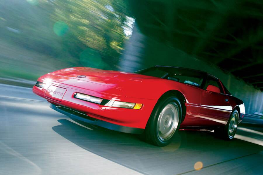 Unfinished Business Issue 62 Corvette Magazine
