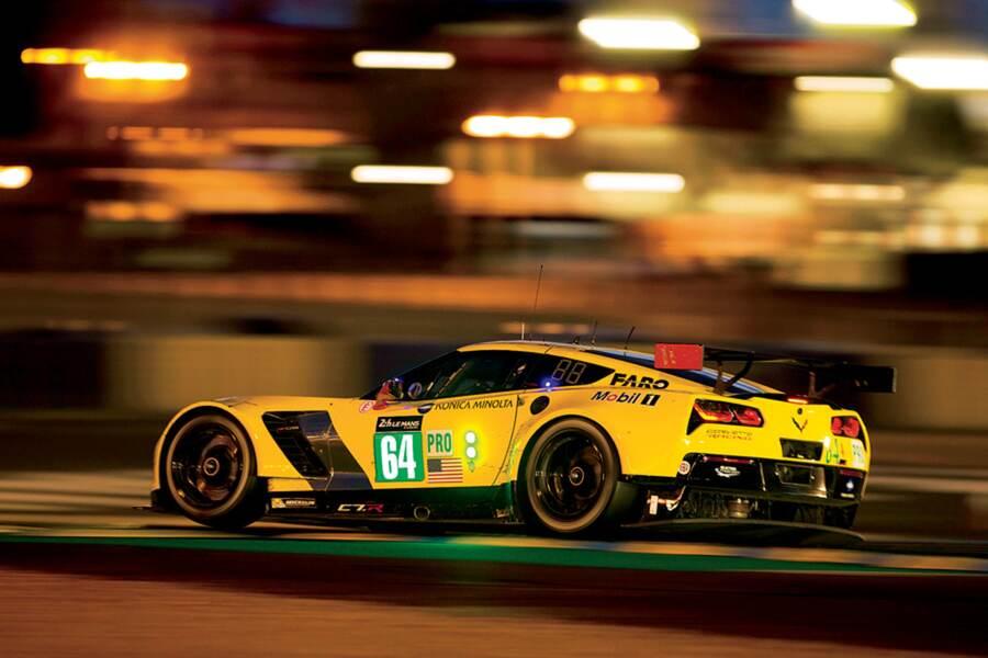 Le Mans through the Lens 8