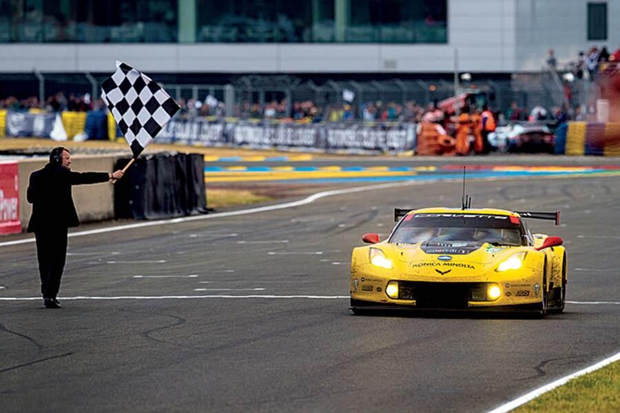 Le Mans through the Lens 9