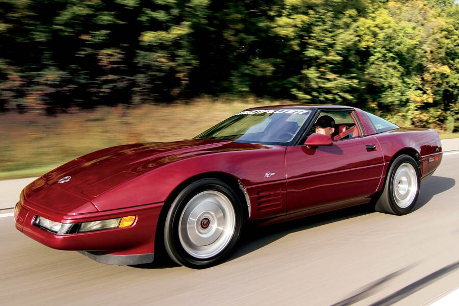 ZR-1 of None 3