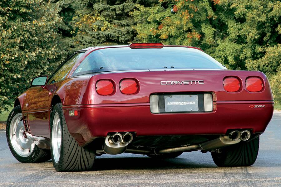 ZR-1 of None 5
