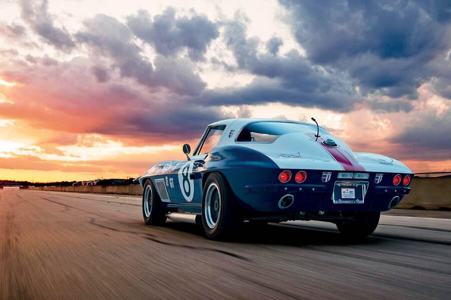 A Legend Reborn | Issue 114 | Corvette Magazine