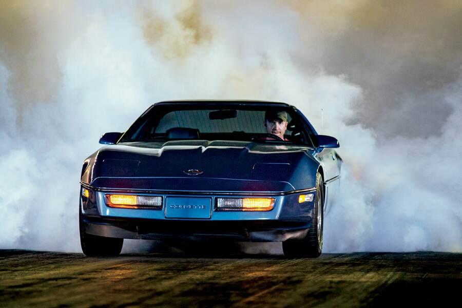 Unusual Suspect Issue 114 Corvette Magazine