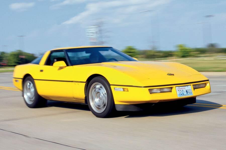 C4 Seduction Issue 77 Corvette Magazine