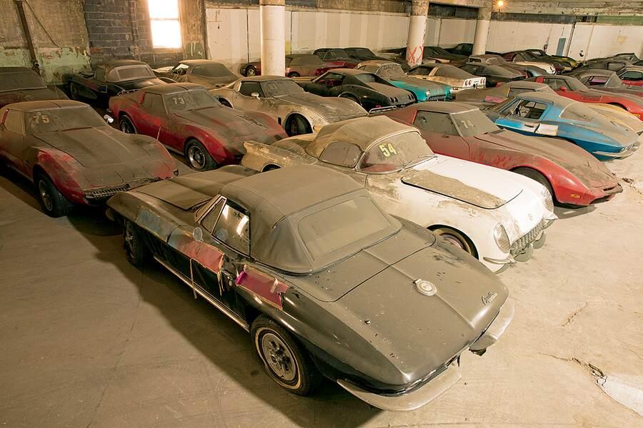 Photo: The Lost Corvette 2