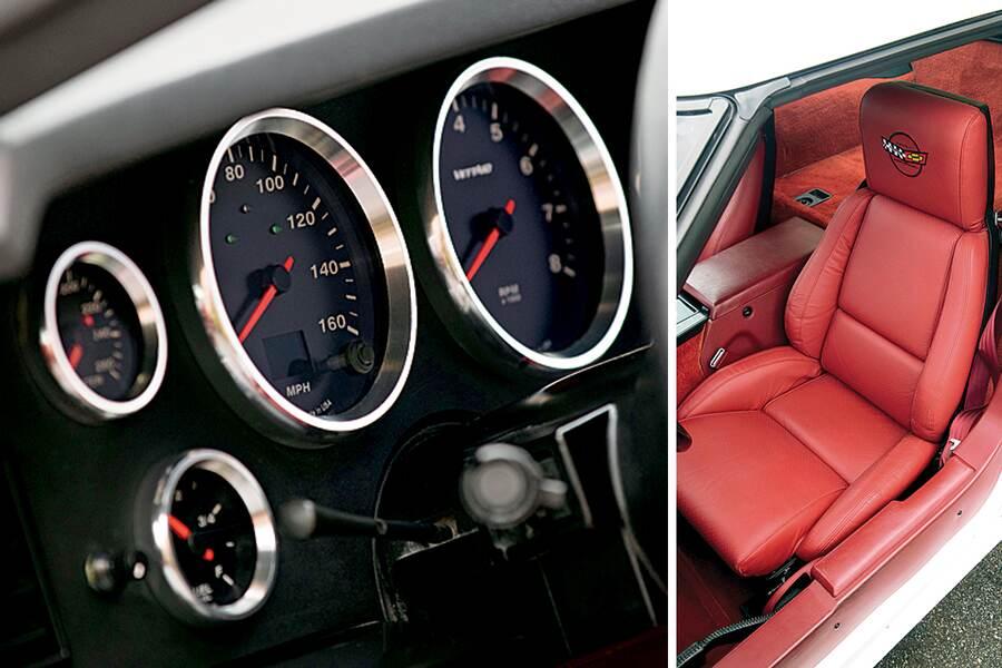 Photo: The Lost Corvette 6