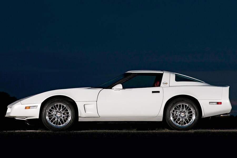 Photo: The Lost Corvette 7