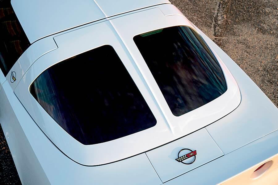 Photo: The Lost Corvette 8