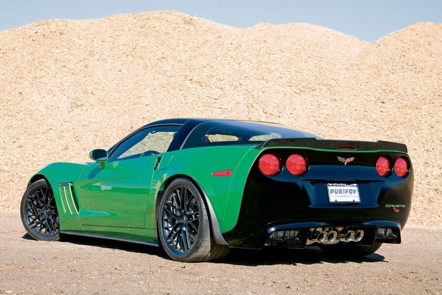 Green Machine 3