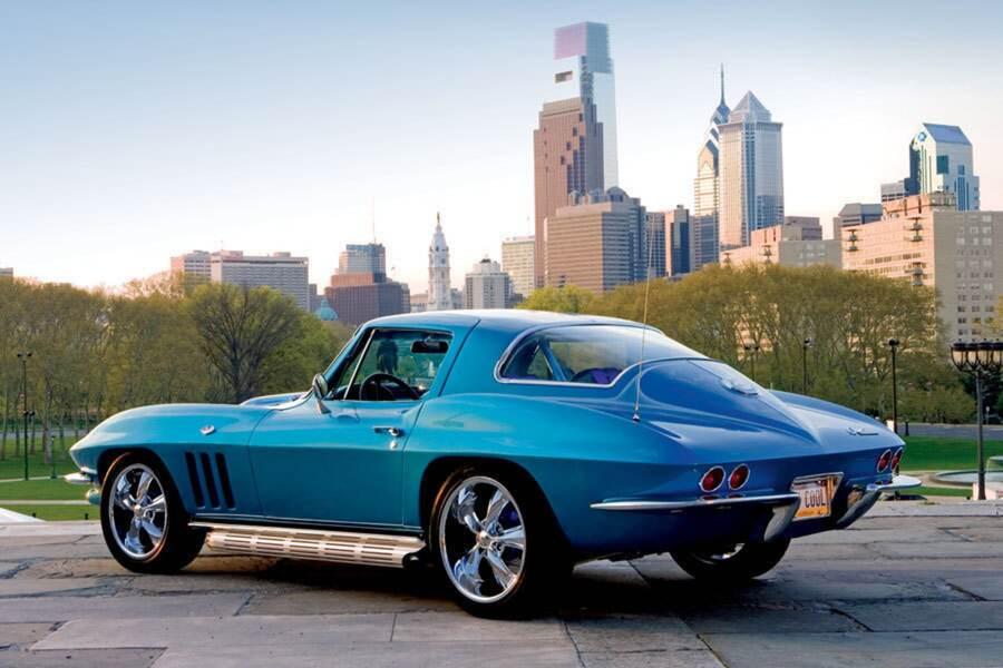 Blue Angel Issue 55 Corvette Magazine