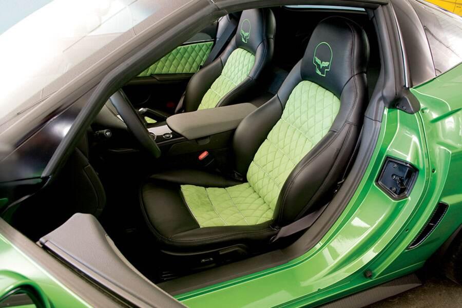 Green Machine 5