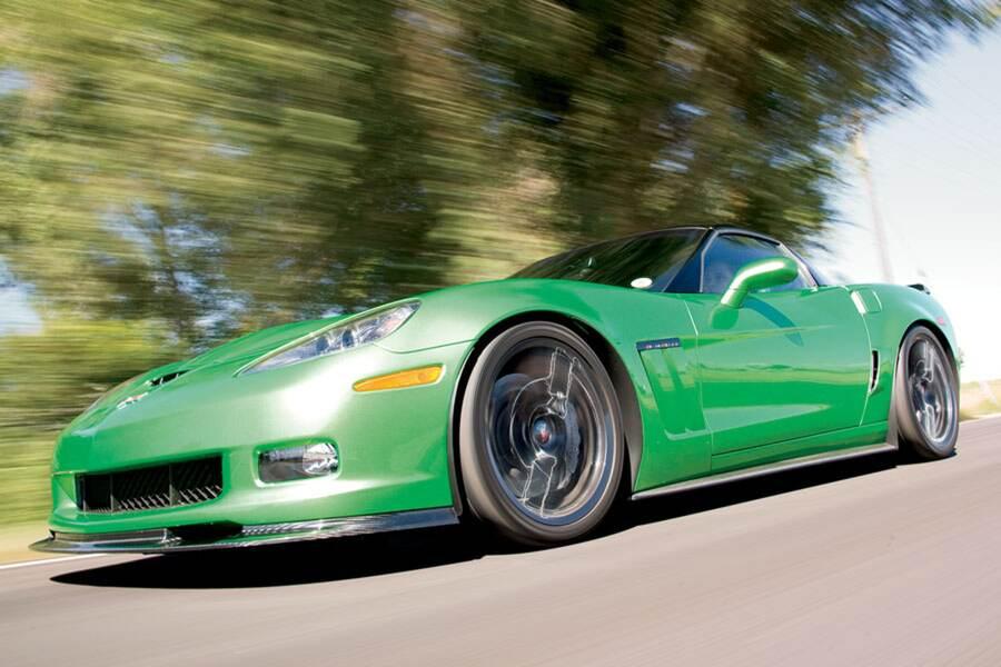 Green Machine 6