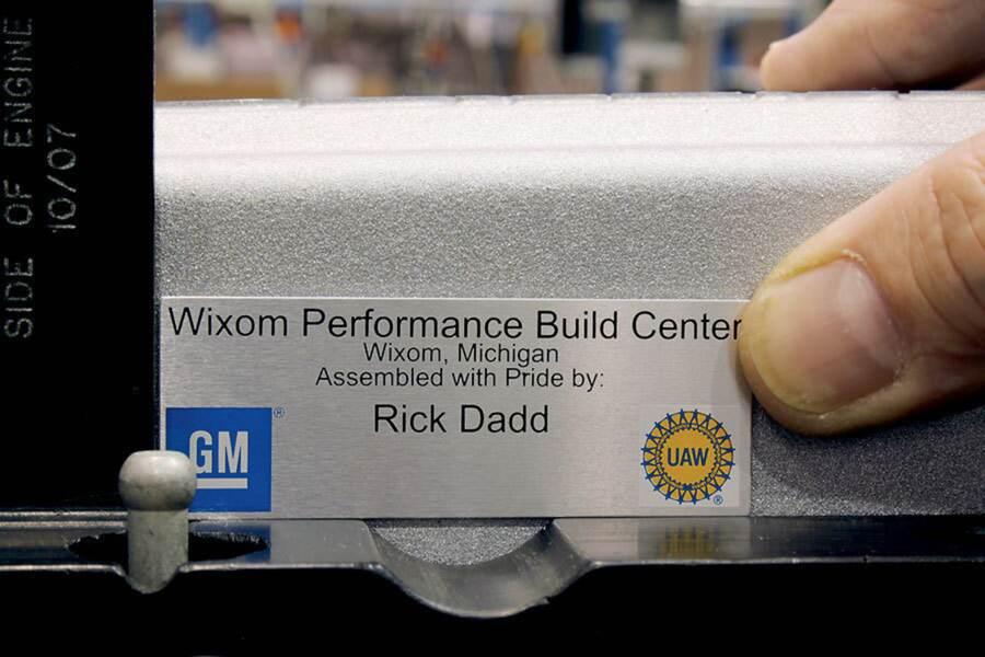 We Build Performance 7