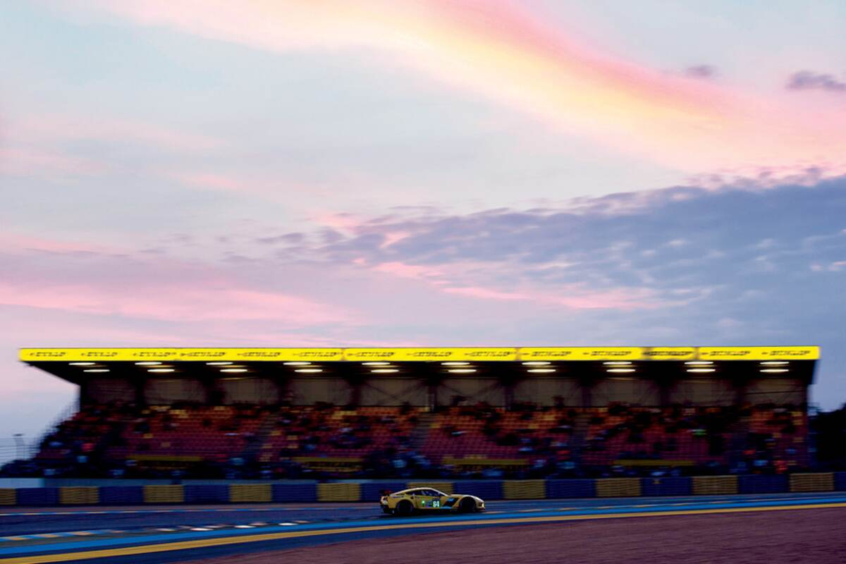 Le Mans through the Lens 1