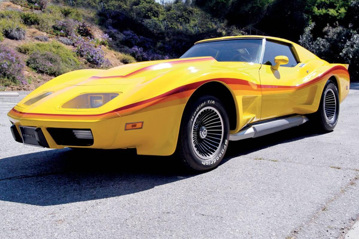 Time Machine | Issue 75 | Corvette Magazine