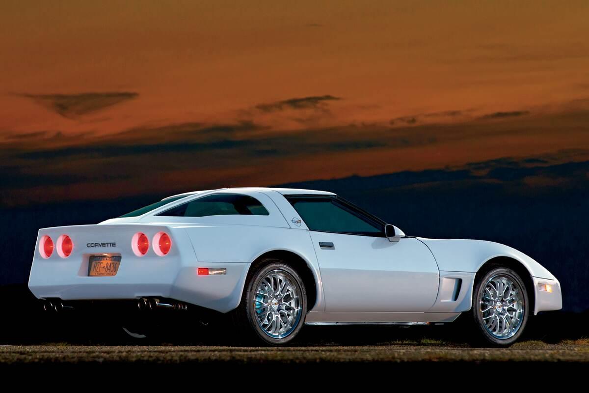 Photo: The Lost Corvette 1