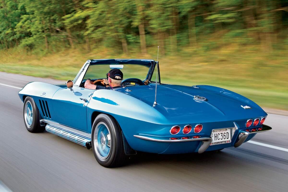 Stayin' Cool   Issue 84   Corvette Magazine