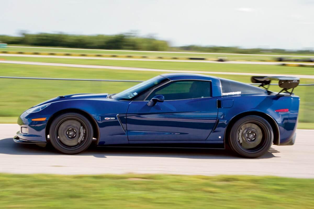 Track Day Special Issue 88 Corvette Magazine