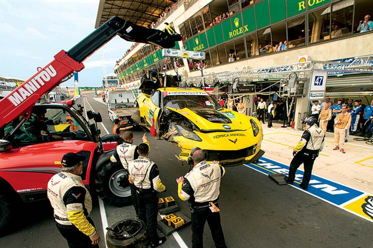 Le Mans through the Lens 5