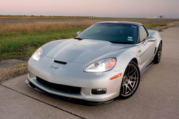 Killer Corvette 6