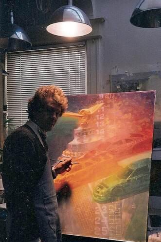 Portrait of an Artist 10