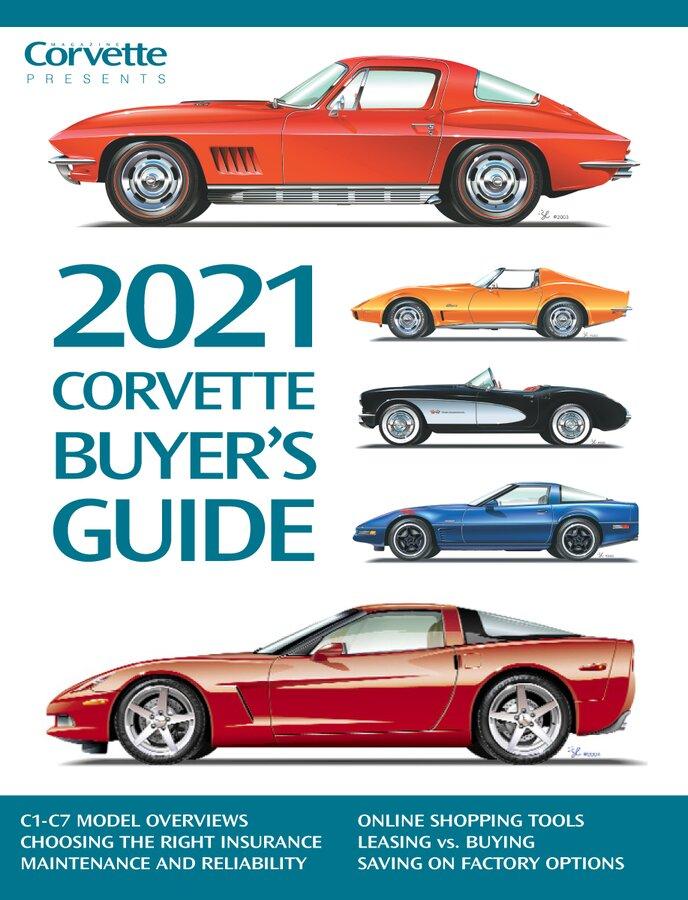 2021 Corvette Buyer's Guide